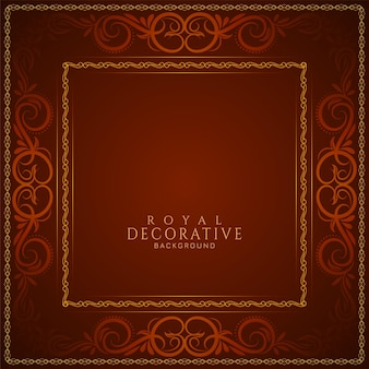 Red color royal luxury background design