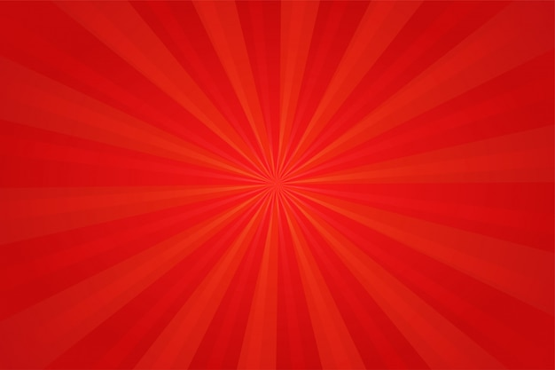 Red comic cartoon background.