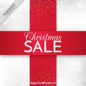 Red cross christmas sale background