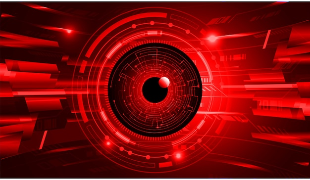 赤目サイバー回路将来の技術コンセプトの背景