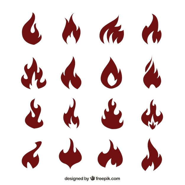 flame vectors photos and psd files free download rh freepik com flames vector png flames vector pack