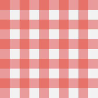 Red gingham seamless pattern perpendicular strips texture for  plaid tablecloths clothes