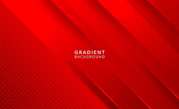 Красный градиент абстрактный фон