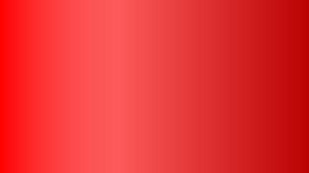 メタリックグラフィックデザインの装飾のための赤いグラデーションカラーの背景