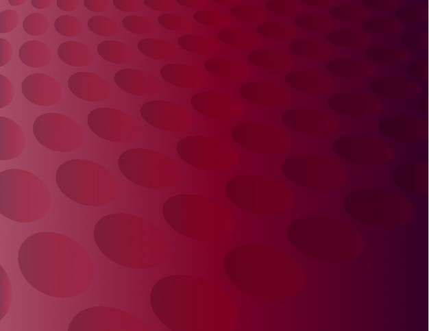Red holes abstract background