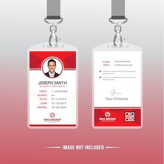 Red Identification