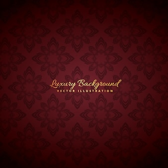 Red luxury background