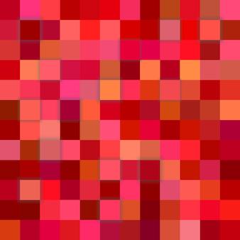 Красный фон мозаики