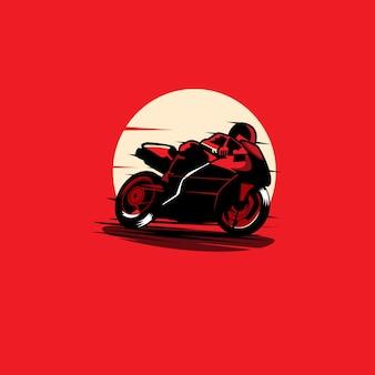 Красный мотор