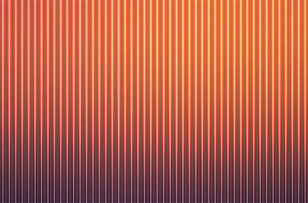 Red orange purple abstract with light lines blurred background