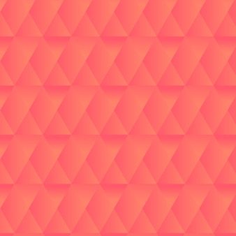 Red rhombus pattern background