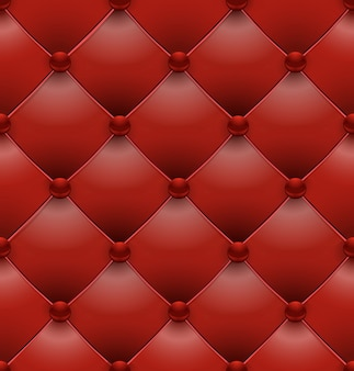 Red royal upholstery seamless background