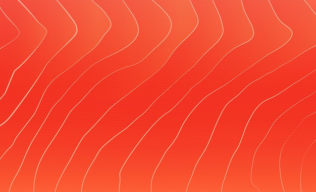 Red salmon texture background