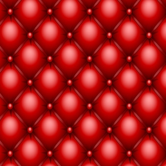 Красная текстура обивки