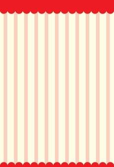 Красные вертикальные полосы узор фона