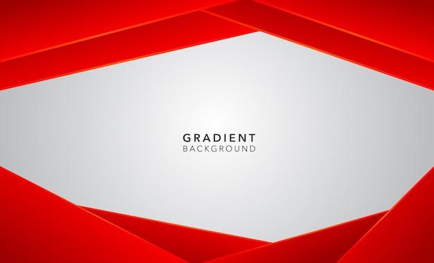 Красный белый градиент абстрактный фон