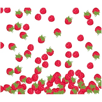 Redberry background design