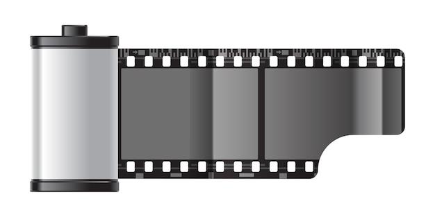 35mmフォトフィルムのリール