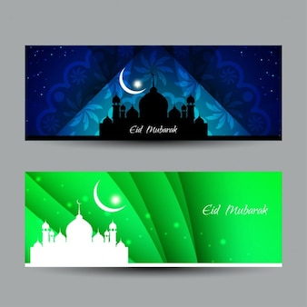 Religiosi banner eid mubarak