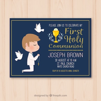 Reminder of communion
