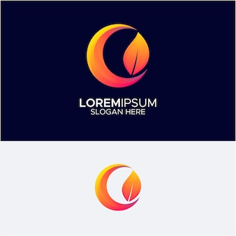 再生可能なエコロゴデザイン