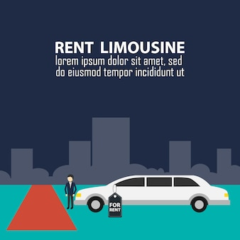 Rental car template.