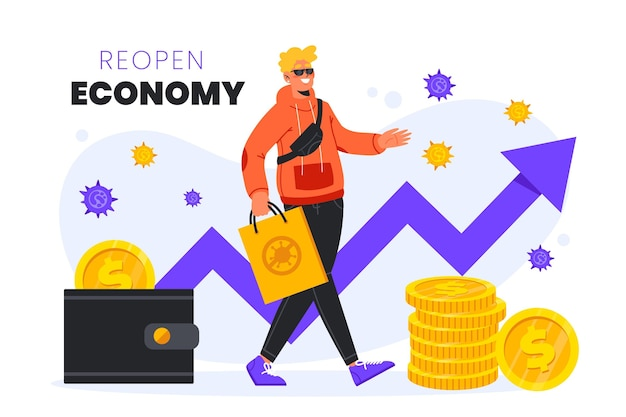 Reopen economy after coronavirus