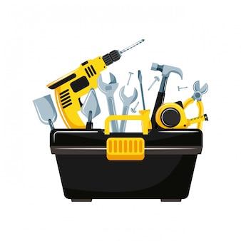 Repair tools design