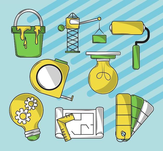 Инструменты для ремонта и улучшения