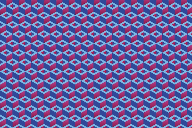 Repetitive rectangle shapes, 3d  background
