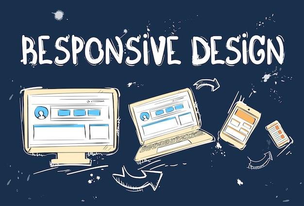 Responsive design laptop