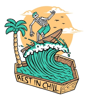 Rest in chill