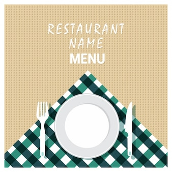 Restaurant background design