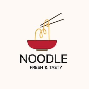 レストランのロゴ、ブランディングデザインベクトルの食品ビジネステンプレート