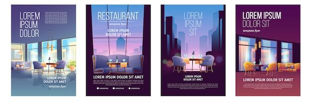 レストランのソーシャルメディアストーリー