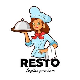 Resto 로고 템플릿