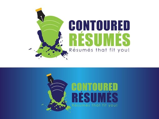 Resume writer logo