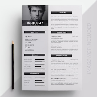 Cv vectors photos and psd files free download resume exclusive for premium users view vector yelopaper Gallery