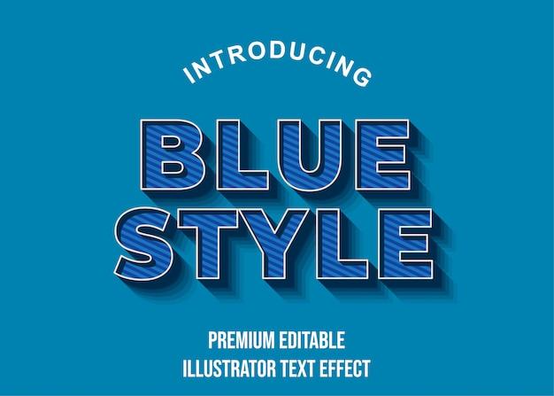 Retro 3d text effect