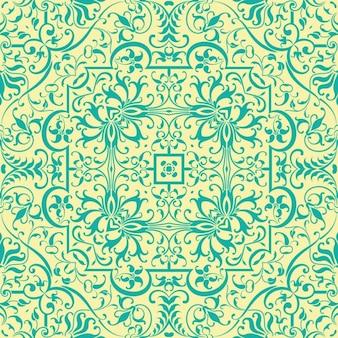 레트로 추상 패턴