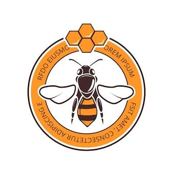Retro beekeeper