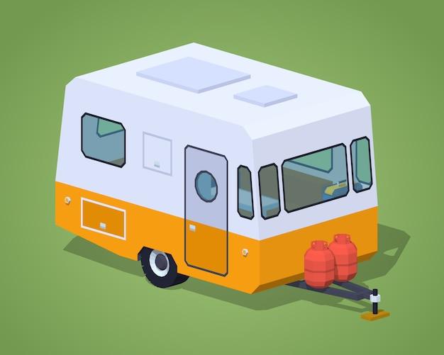 Retro camper