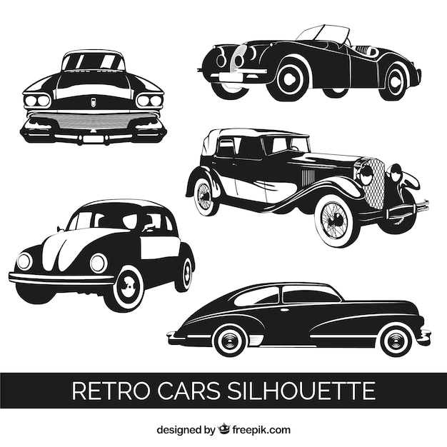 Perfect Retro Cars Collection