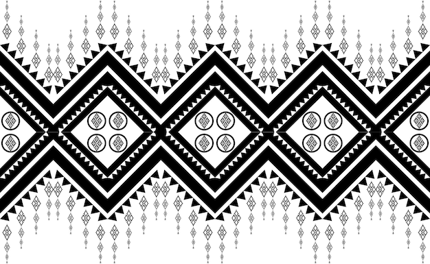 Retro color seamless pattern fancy abstract geometric art prints