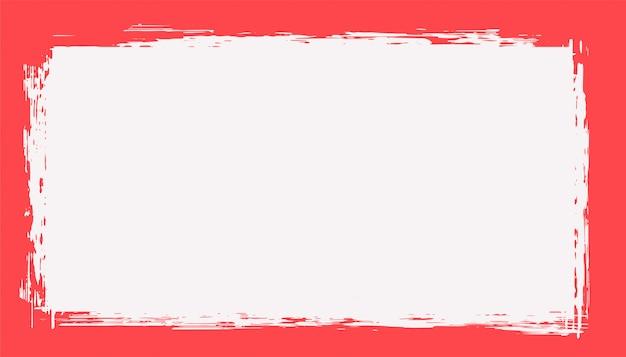 Ретро грязный пустой кадр гранж фон