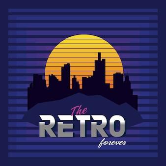 The retro forever