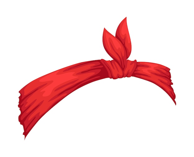 Ретро повязка на голову для женщины.