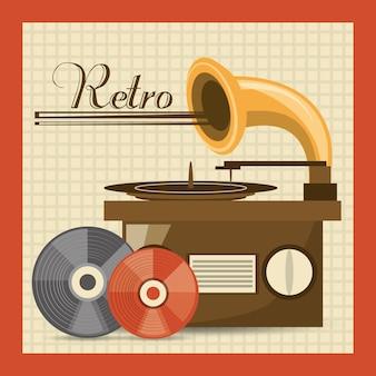 Ретро радио для прослушивания музыки в формате cds