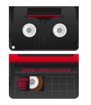 Ретро-видеомагнитофон
