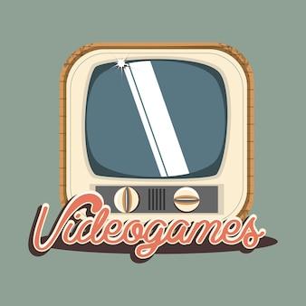 レトロゲームデザイン
